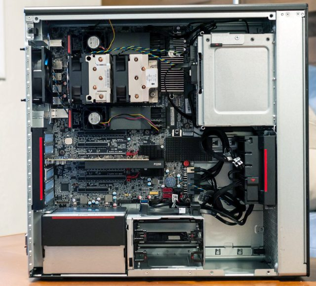PCMag Internal Chassis