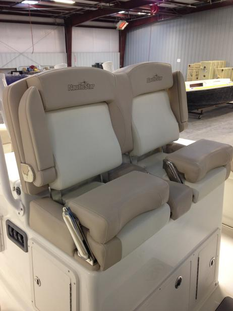 Boat Upholstery Proto Typing