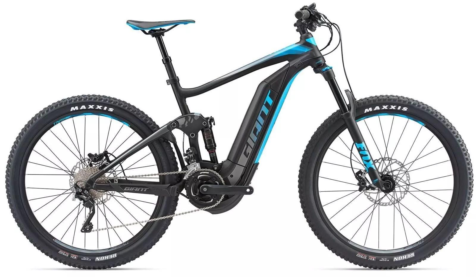 Electric Bike Giant Full E 1 5 Pro