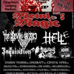 METAL MAGIC 5 @ Fredericia, Denmark 13-14/7 2012 – The Illustrated  Roadtrip Report
