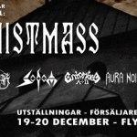 Day 2 at BLACK CHRISTMASS 2014 – Norrköping, Sweden