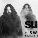 SWITCHBLADE + SUNN O))) – En Arena 29/8 2016