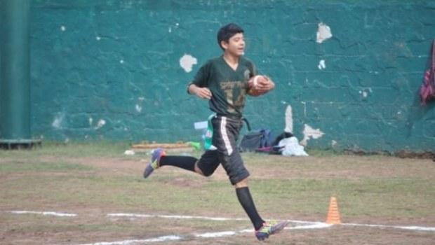Spartanos representará a Tamaulipas en el NFL Tochito México