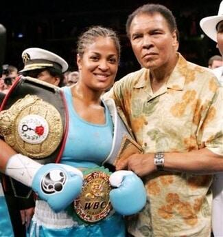 Laila & Muhammad Ali