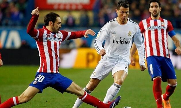 Real vs Atlético