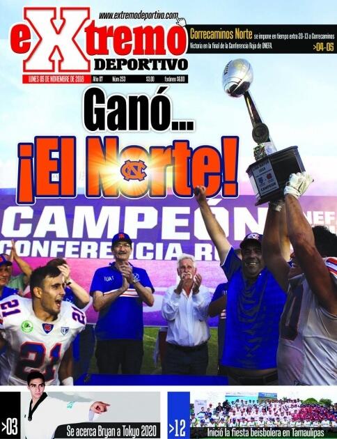 Semanario Extremo Deportivo #253