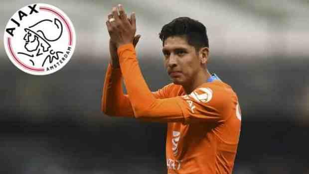 OFICIAL: Edson Álvarez es nuevo jugador del Ajax