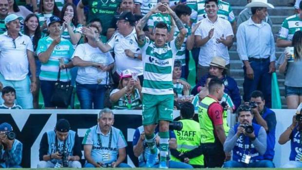 Santos humilló a Chivas en el inicio del Apertura 2019