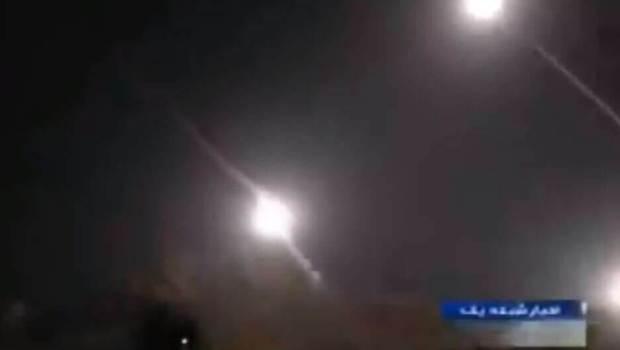 ¡Alerta! Irán lanza ataque a base de Estados Unidos en Irak