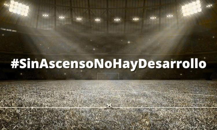 Jugadores de Correcaminos se unen #SinAscensoNoHayDesarrollo