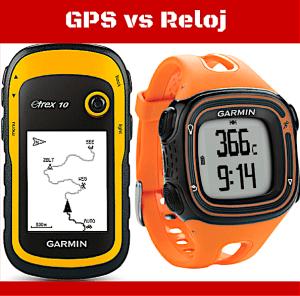 COMPARATIVA RELOJES Y GPS MONTAÑA BARATOS