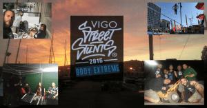 Resumen de Vigo Street Stunts 2016