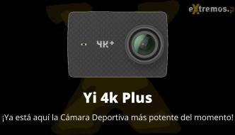 Yi 4k Plus de Xiaomi ¿La mejor Action Cam del momento?
