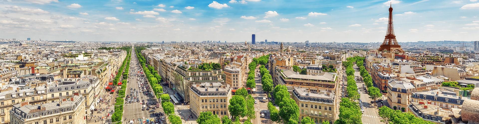 Paris - Estudiar en Francia para colombianos