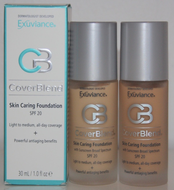 coverblend skin caring foundation