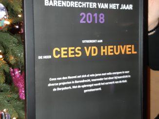Cees van den Heuvel, Barendrechter van het Jaar!