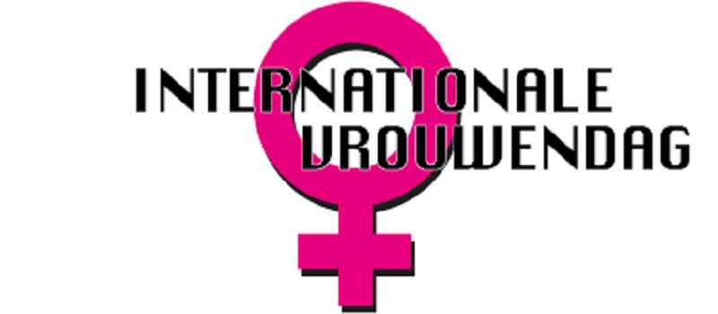 Logo internationale vrouwendag