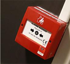 alarme incendie commerce