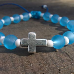 Christian prayer beads bracelets