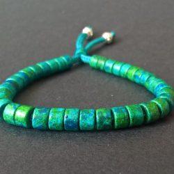 Greek (Mykonos) ceramic bracelets