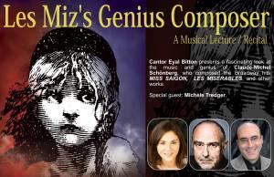 Les Miz Composer Flier GENIUS