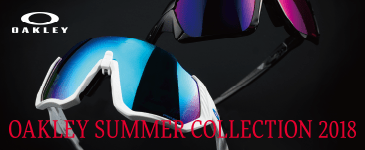 OAKLEY SUMMER COLLECTION 2018