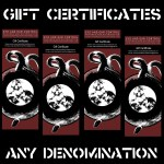 Gift Cards and Store Credit