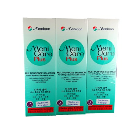 Menicare Plus x3 Value Pack