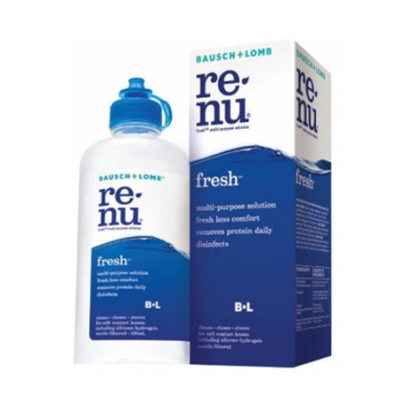 Renu Fresh Multi Purpose Solution 120ml