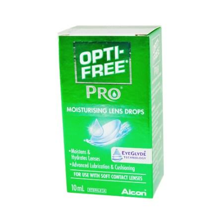 Opti-Free Pro Moisturizing Lens Drops