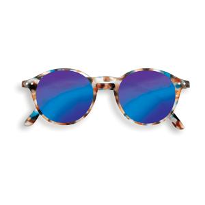 Blue Tortoise mirror #D Sun izipizi