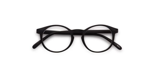 Doubleice Cocktail Black reading glasses