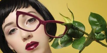velvet reading glasses