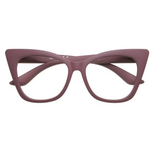 doubleice panthera violet reading glasses