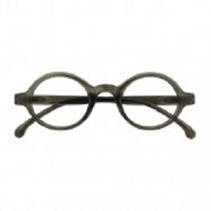 churchill grey retro reading glasses