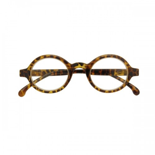 churchill panther retro reading glasses