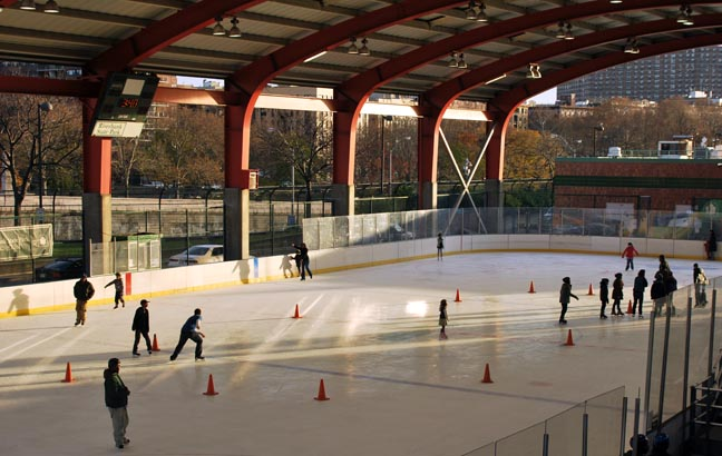 Ice Skating Rinks In New York City For Winter 2017