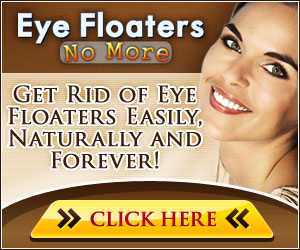 Eye Floaters No More