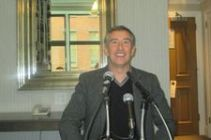 Steve Coogan, an executive producer on Dancer