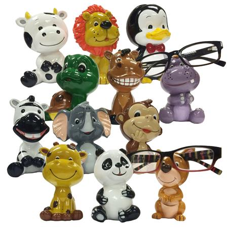 Children's Animal Eyeglass Holders