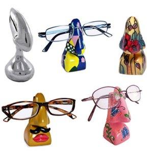 Nose Eyeglass Holders