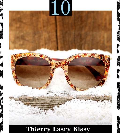 10. Thierry Lasry Kissy Sunglasses