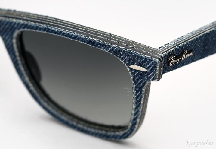 Ray Ban Denim Wayfarer sunglasses