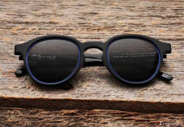 Super The Iconic Impero Blue sunglasses