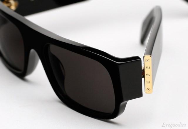 Super Smile Black sunglasses