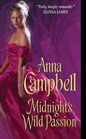 Midnight's Wild Passion by Anna Campbell | Book Review