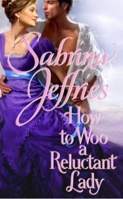 How to Woo a Reluctant Lady by Sabrina Jeffries