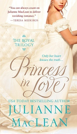 Princess in Love by Julianne MacLean | Book Review