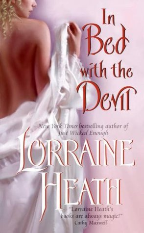In Bed with the Devil by Lorraine Heath | Book Review