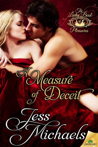 A Measure of Deceit by Jess Michaels | Book Review